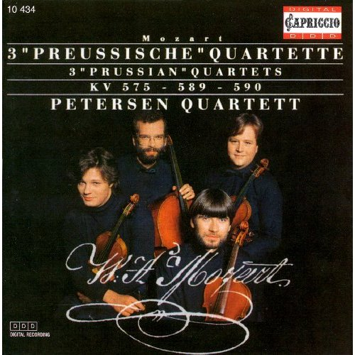 3 Prussian Quartets