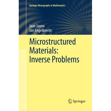 Microstructured Materials: Inverse Problems (2011) - image 1 of 1