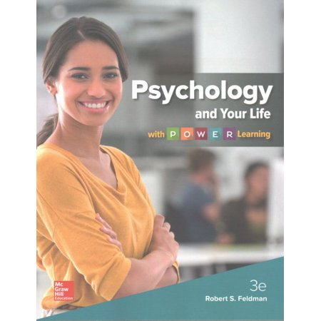 Psychology and Your Life With P.O.W.E.R Learning -  Feldman, Robert, Paperback
