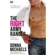 The Right Army Ranger - eBook