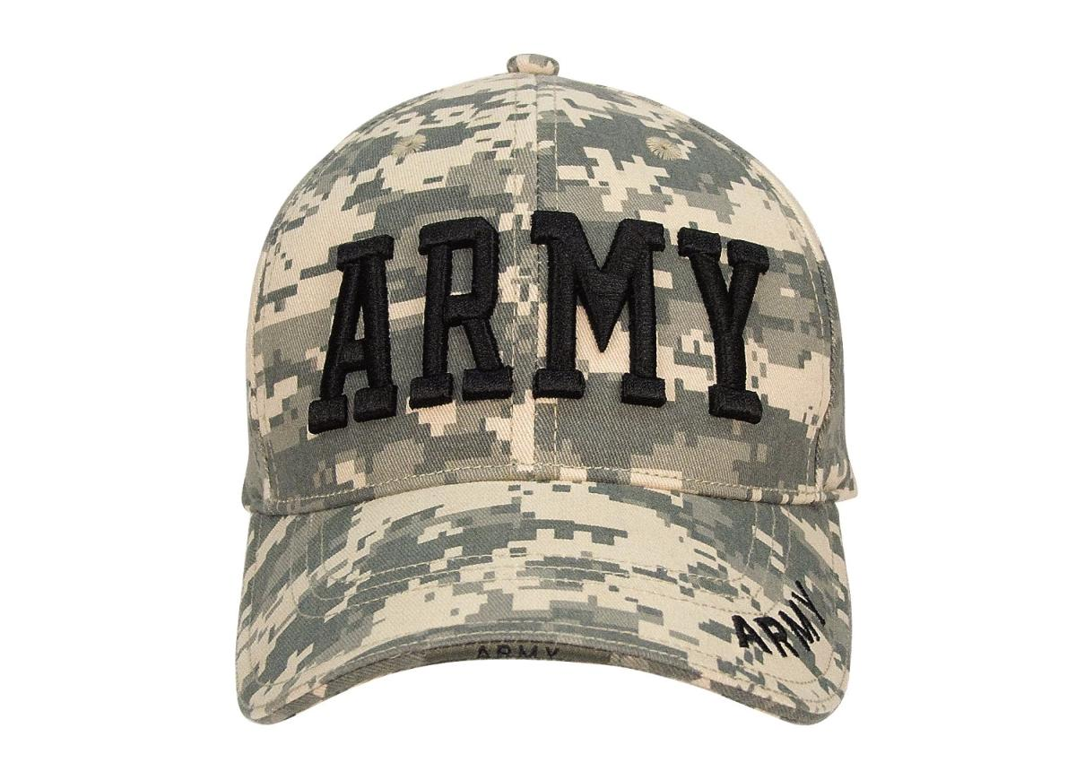 Deluxe ARMY Low Profile Baseball Cap f340f28736a
