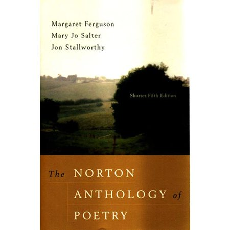 a comparison of poems from mcclures magazine to norton anthology