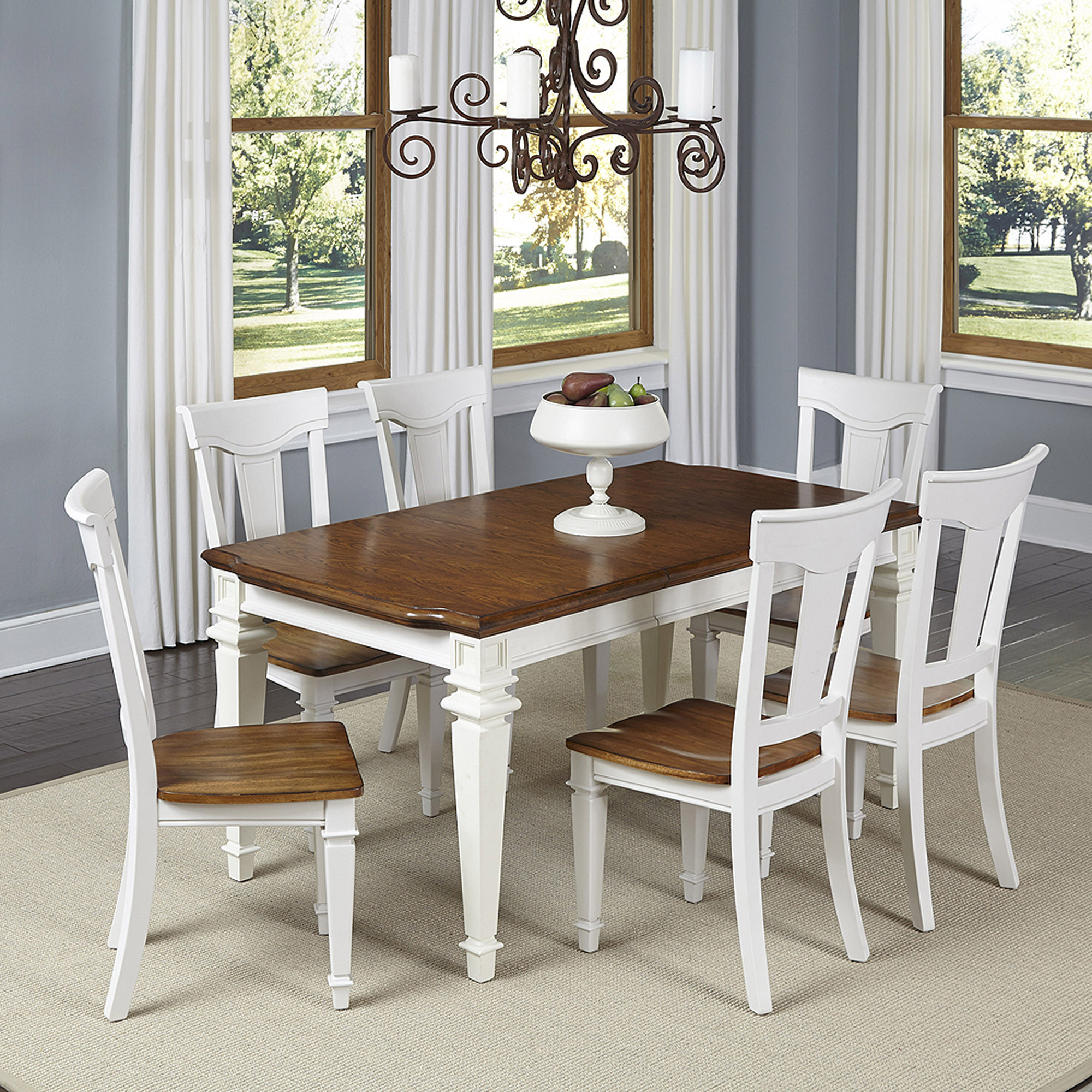 Home Styles Americana 7-Piece Dining Set