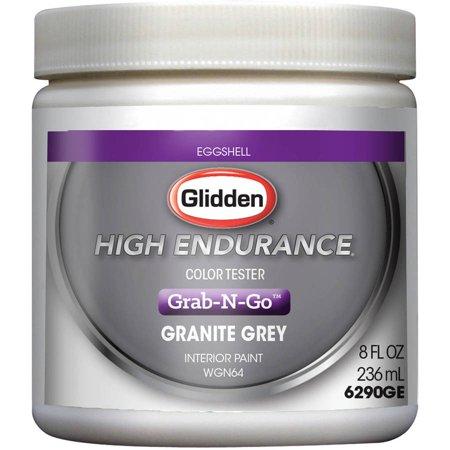 Glidden High Endurance Grab N Go Granite Grey Eggshell