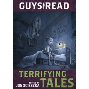 Guys Read: Terrifying Tales - eBook