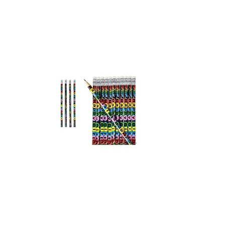 48 happy birthday pencils birthday party favors goody bag 48 happy birthday pencils birthday party favors goody bag filler easter basket negle Gallery