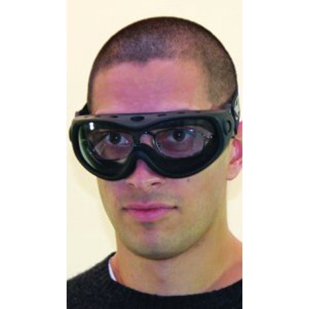 Clear Lens ALL Star Global Vision Goggles Fits Over Prescription Rx (Motorcycle Goggles That Fit Over Prescription Glasses)