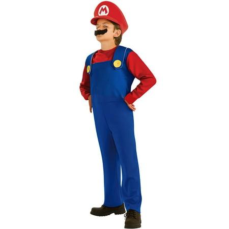 Classic Mario Toddler/Child - Toddler Marine Costume