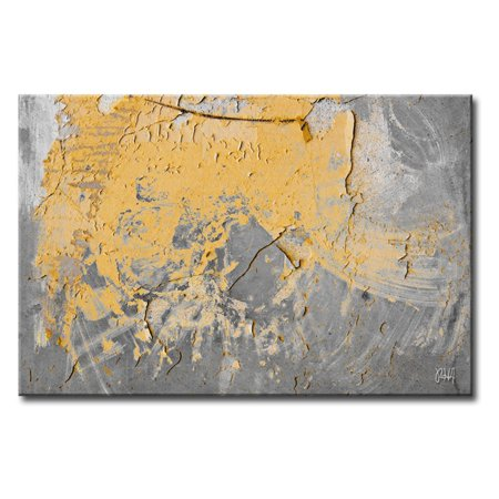 Ready2HangArt Abstract ABS XVI Wrapped Canvas Wall Art - Walmart.com