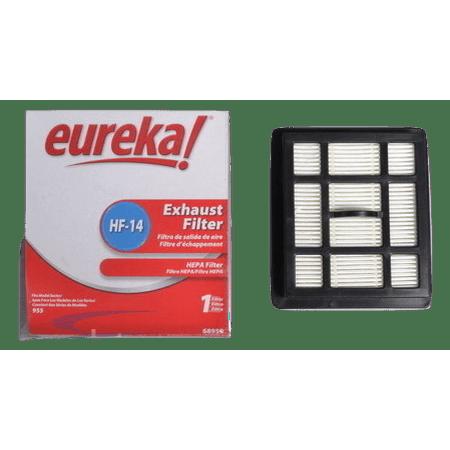 - Eureka Canister Filter