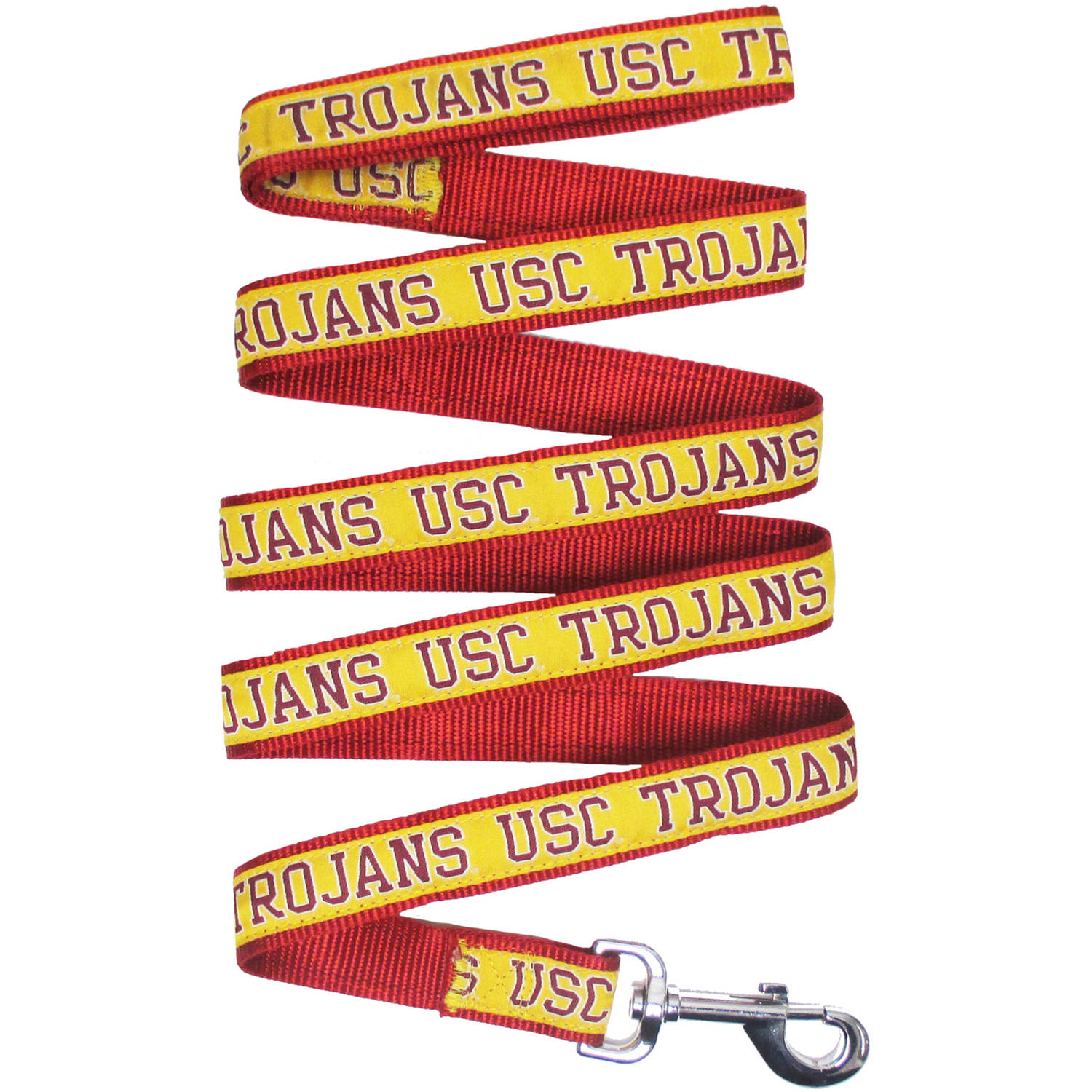 Pets First College USC Trojans Pet Leash, Assorted Sizes