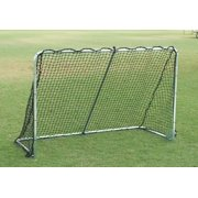 BSN Sports 6' x 4' Backyard Soccer Goal (Set of 2)