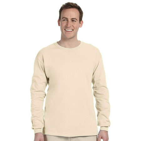 Fruit Of The Loom SETS Adult Ribbed Cuffs Jersey T-Shirt, Style -