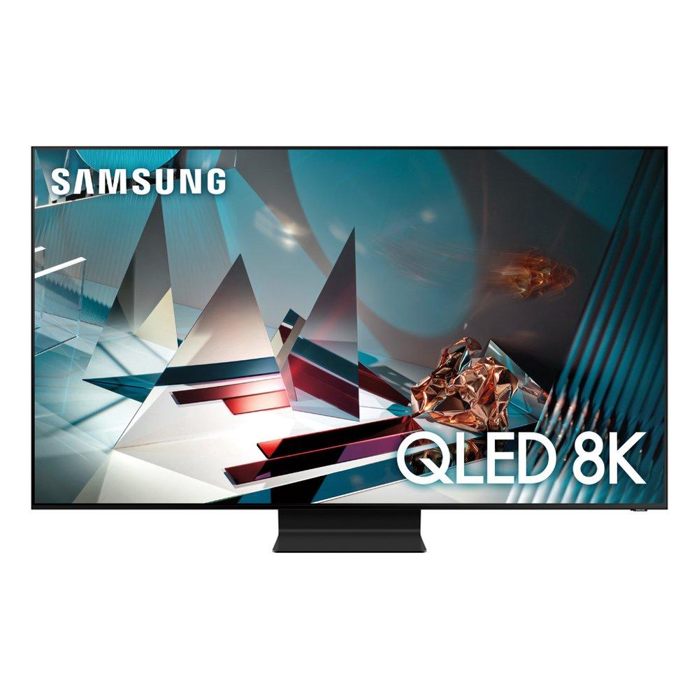 "SAMSUNG 82"" Class 8K Ultra HD (4320P) HDR Smart QLED TV QN82Q800T 2021"