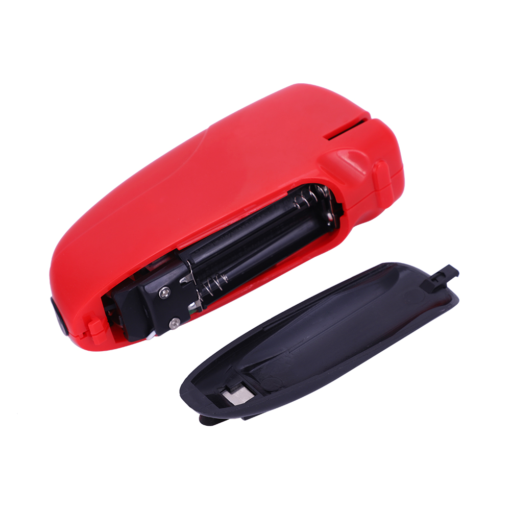 Ashata Mini Binding Machine Automatic Electric Stapler Battery Powered Office Stationery Book Sewer,Electric... by
