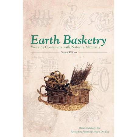 Material Box - Earth Basketry : Weaving Containers with Nature's Materials