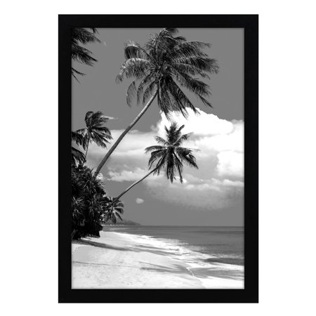 12x18 Black Picture Frame - Display Vertically or Horizontally