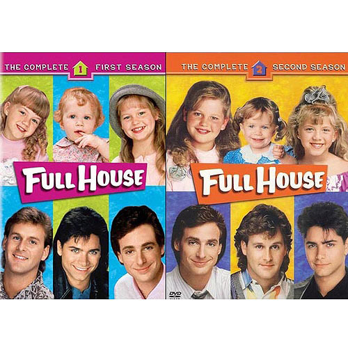 Full House: The Complete First And Second Seasons (2-Pack) (Full Frame)