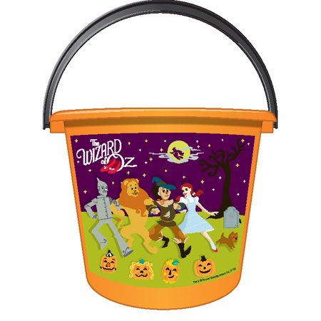 Wizard of Oz Trick or Treat Pail (Halloween Pails Wholesale)