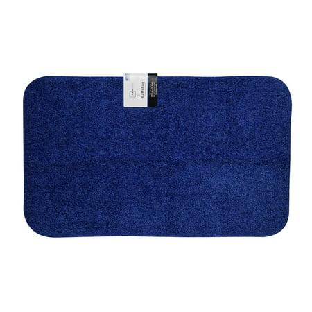 Mainstays Basic Nylon Bath Rug, 1 Each