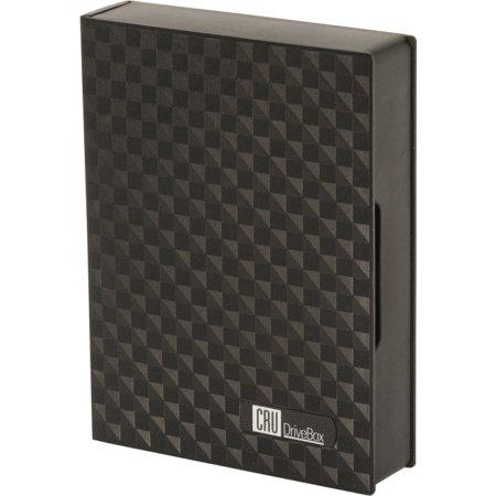 Cru Wiebetech Drivebox Anti Dtatic Storage Case For Bare 3 5  Hard Drives