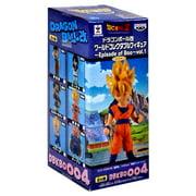 Dragon Ball World Series Super Saiyan Goku Collectible Figure