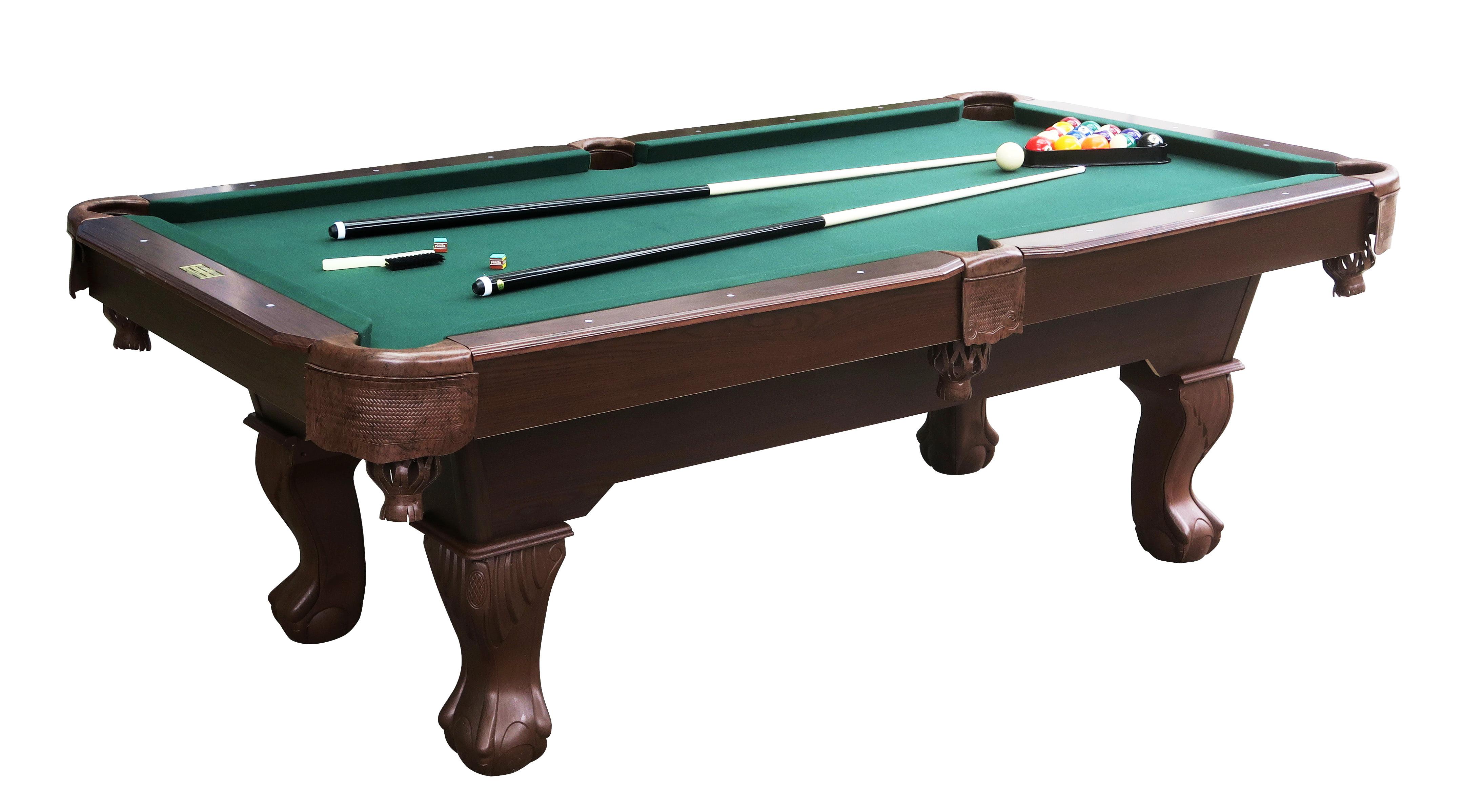 Barrington Glenview 90 Pool Table Includes Billiard