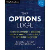 Wiley Trading: The Options Edge + Free Trial (Paperback)