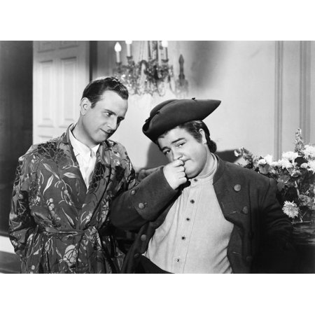 The Time Of Their Lives From Left Bud Abbott Lou Costello 1946 Photo