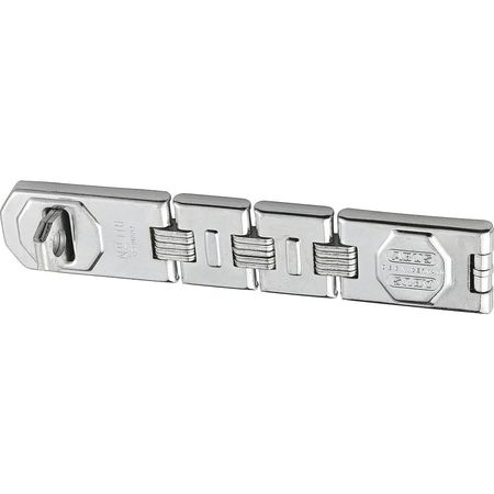 ABUS 110 230 Concealed Hinge Pin Hasp, Fixed, Chrome by Supplier Generic