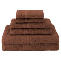Product Image Impressions Eco Friendly 100 Ringspun Cotton 6pc Towel Set