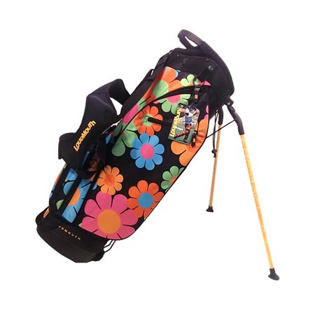 New Loudmouth Golf Stand Carry Bag Magic Bus By Molhimawk 6 Way Top