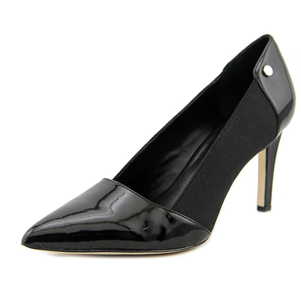 Calvin Klein Brie Women Pointed Toe Synthetic Heels by Calvin Klein
