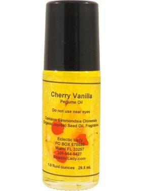 Cherry Vanilla Perfume Oil, Large