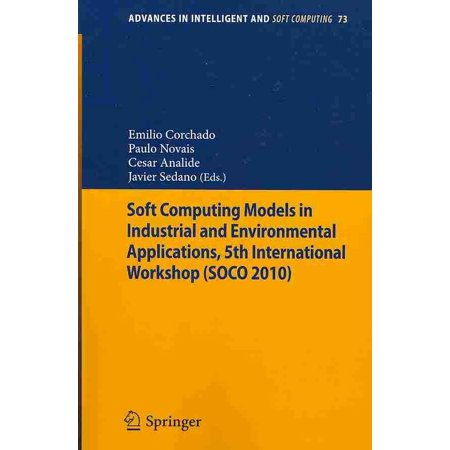 Soft Computing Models in Industrial and Environmental Applications, 5th International Workshop (Soco
