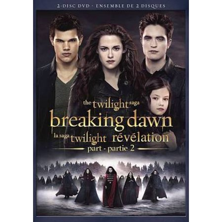 THE TWILIGHT SAGA: BREAKING DAWN - PART 2 [DVD BOXSET]