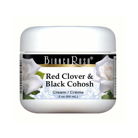 Red Clover and Black Cohosh Combination Cream (2 oz, ZIN: 512986) ()