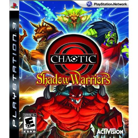 Chaotic (PS3)