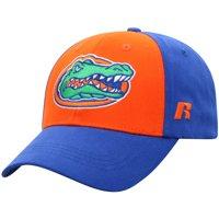 Men's Russell Athletic Orange/Royal Florida Gators Endless Two-Tone Adjustable Hat - OSFA