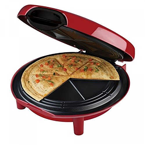 George Foreman Gfq001 Quesadilla Maker; New;, George Foreman By Unknown