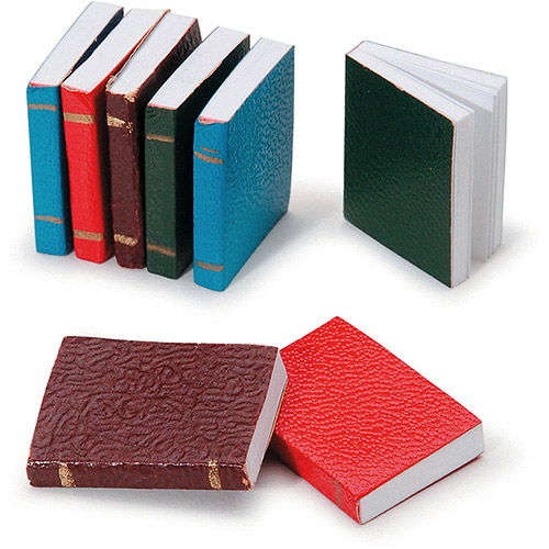 Timeless Miniatures Books, 8pk