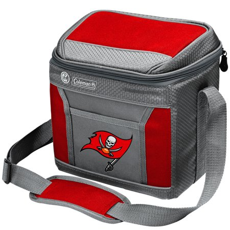 Tampa Bay Buccaneers Coleman 9-Can 24-Hour Soft-Sided Cooler - No Size