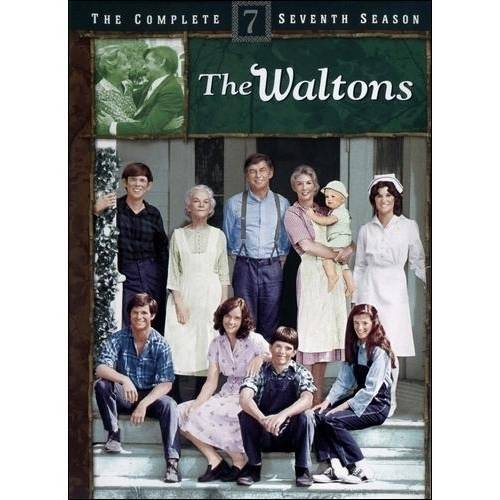 The Waltons: The Complete Seventh Season (Full Frame)