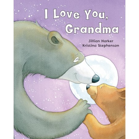 I Love You, Grandma (Harker Godey Prints)