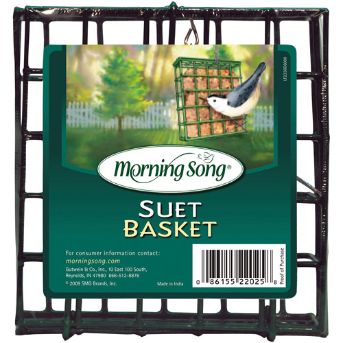 Morning Song Suet Basket