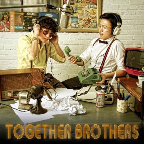 Together Brothers - Radio Station [CD]
