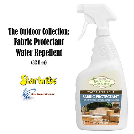 StarBrite Water Repellent Fabric Protectant Spray Indoor Outdoor Furniture