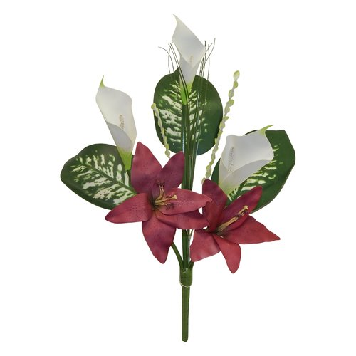 Winston Porter Calla Lily and Tiger Lilly Flower