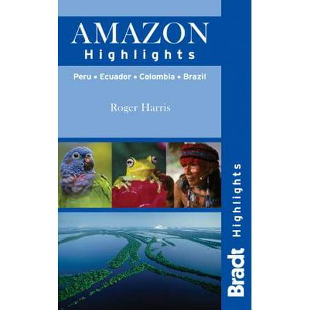 Amazon Highlights : Peru - Ecuador - Colombia - (Best Time To Visit Ecuador Amazon)
