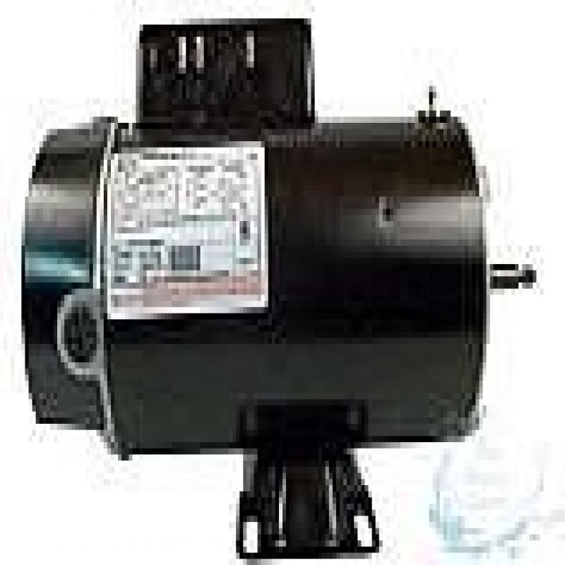 3450//1725 Century 1-1//2 Capacitor-Start 3//16 HP Pool and Spa Pump Motor